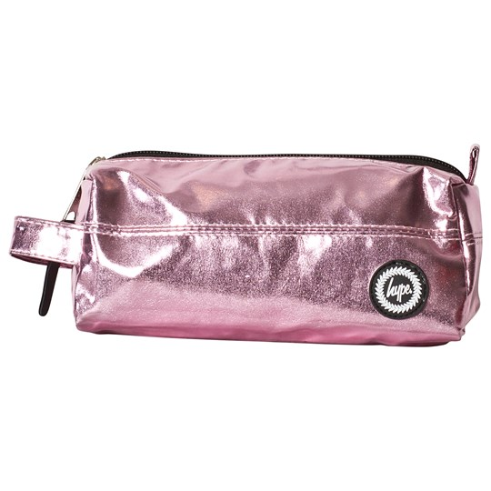 Hype Azalea Metallic Pencil Case Pink Pink