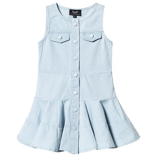 Bardot Junior Alice Kjole Chambray Sky