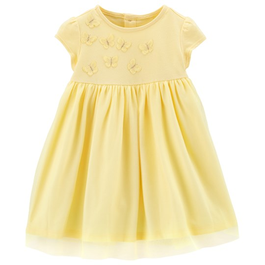 Carter's Tulle Dress Yellow YELLOW (700)