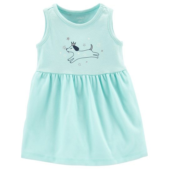 Carter's Dog Tutu Dress Turquoise MINT (333)