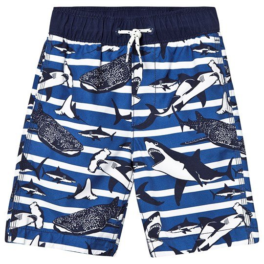 Gap Spring Board Shorts Blue Shark BLUE SHARK
