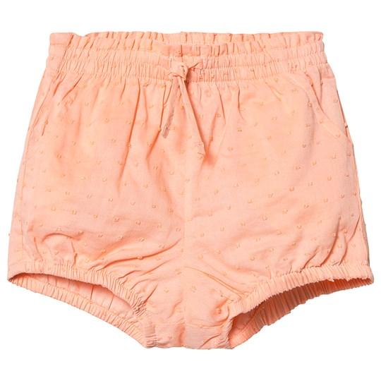 GAP Bubble Shorts Candlestick Coral Candlestick Coral