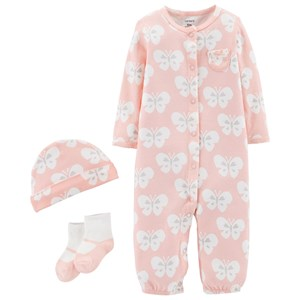 """Image of Carter""""s Butterfly 2-in-1 Layette Set Pink' (1433438)"""