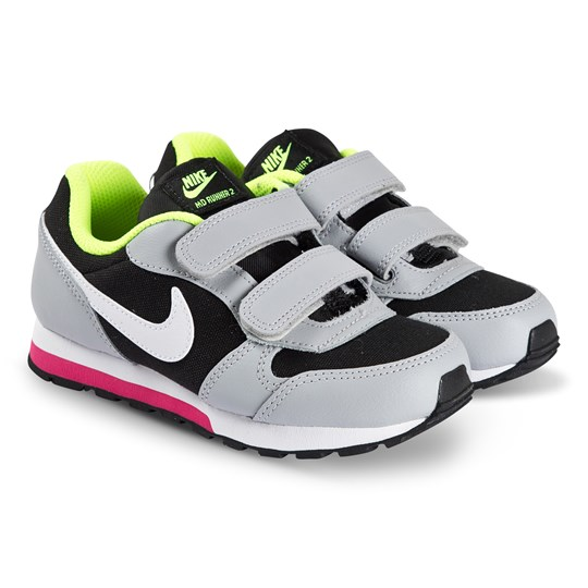 NIKE Grey Nike MD Runner 2 Trainers 016