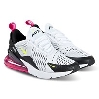 meet 2e972 2a3c1 NIKE Air Max 270 Junior Sneakers Vit och Rosa 102