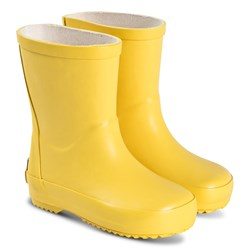 Ticket to heaven Regn Boots Vibrant Yellow