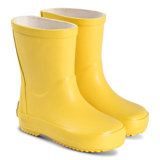 Ticket to heaven PU Rain Boots Vibrant Yellow VIBRANT YELLOW