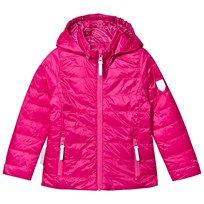 0e14e248 Ticket to heaven Comerzo Reversible Lightweight Padding Jacket Raspberry  Rose Raspberry Rose. Kjøp nå