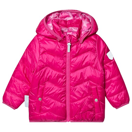 Ticket to heaven Capella Reversible Lightweight Padding Jacket Raspberry Rose Raspberry Rose