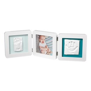 Image of Baby Art My Baby Touch Tripple Ramme i Hvid One Size (1379159)
