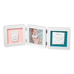 Baby Art My Baby Touch Pastel Double Frame