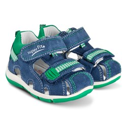 Superfit Freddy Sandals Blue