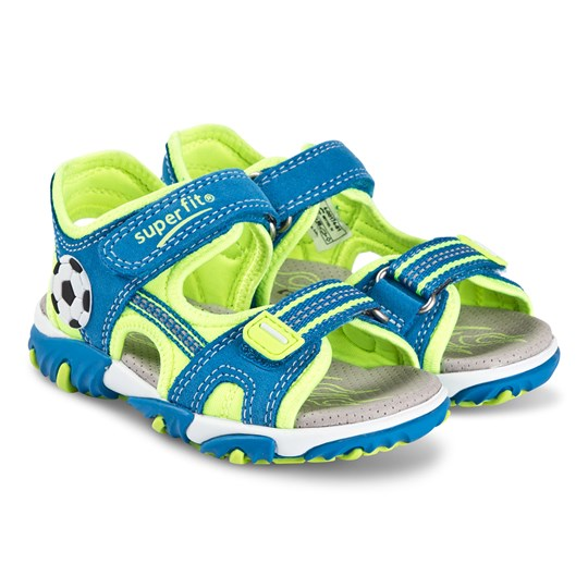 f3fb1eeb79af Superfit - Mike 2 Sandals Blue Yellow - Babyshop.com