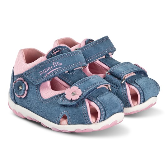 Superfit Fanni Shoes Blue/Pink Blue/Pink