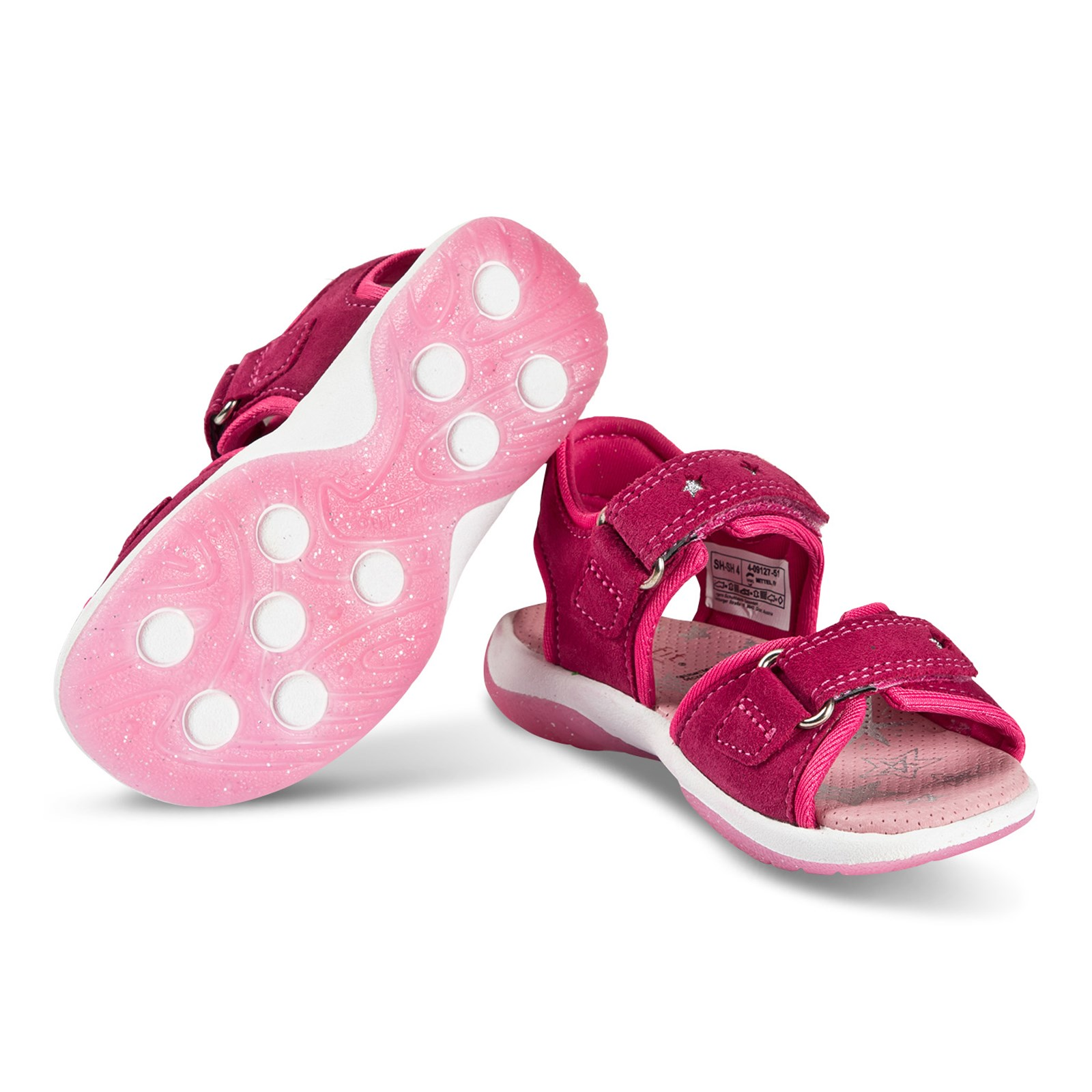 Superfit Girls Sunny Ankle Strap Sandals