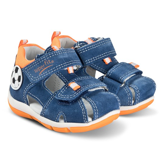 Superfit Freddy Shoes Blue/Orange blue/orange