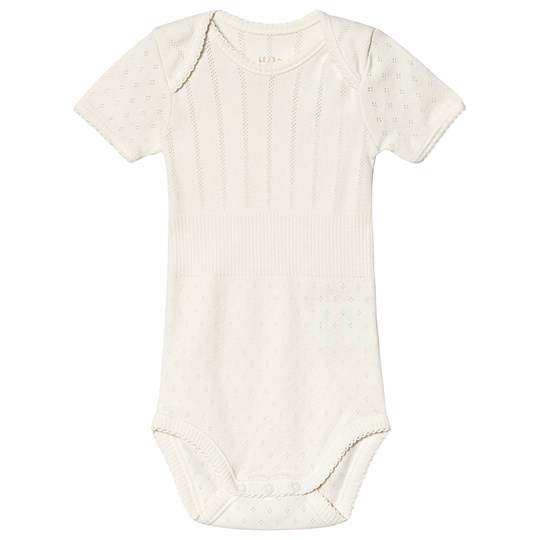Noa Noa Miniature Baby Body Off White Whisper white