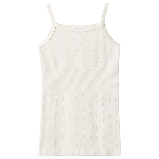 Noa Noa Miniature Strap Top Off White Whisper white