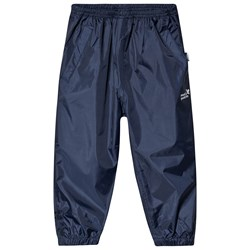 Muddy Puddles Navy Packable Rain Trousers