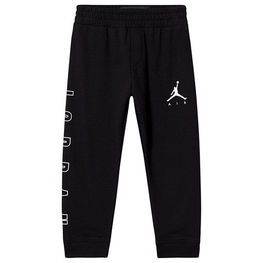 Air Jordan Black Jumpman Logo Sweatpants 023