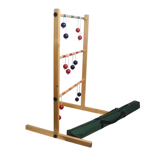 Oliver & Kids Wooden Ladder Game