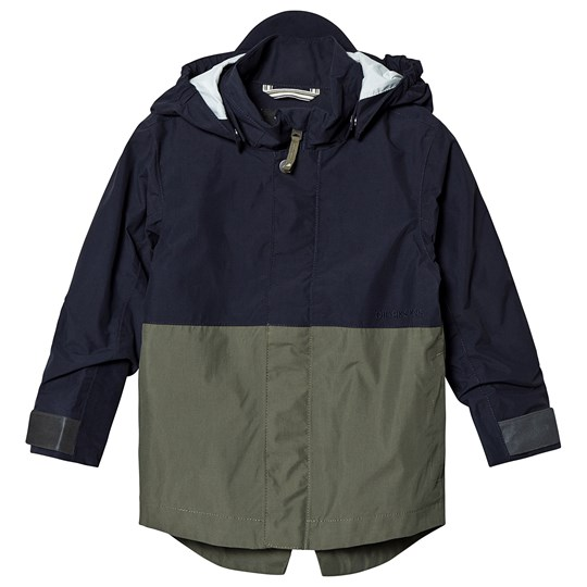 Didriksons Originals Flugan Kids Jkt Navy Navy