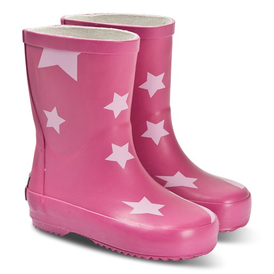Ticket to heaven PU Rain Boots Allover Raspberry Rose Raspberry Rose