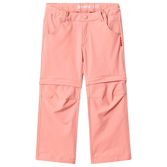 Reima Pants, Silta Coral Pink Coral Pink