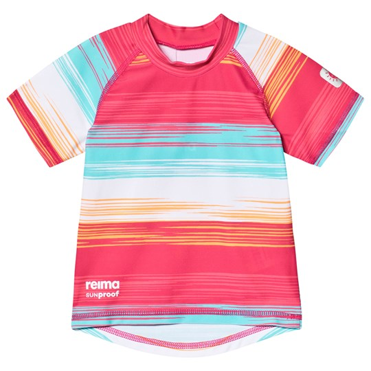 Reima Azores Swim Top Candy Pink Candy Pink