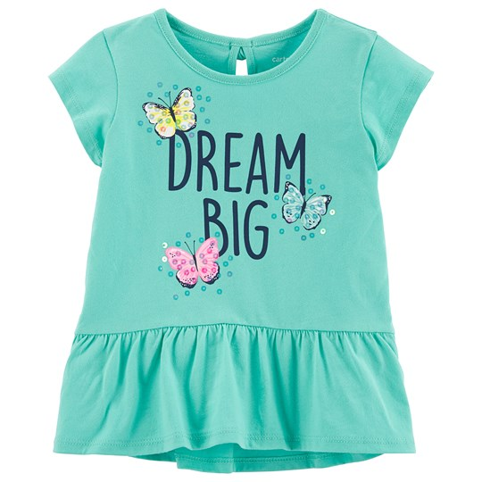 Carter's Dream Big Top Turquoise TURQUOISE (440)