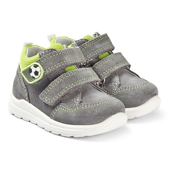 Superfit Mel Shoes Gray Lightgrey/Lightgreen