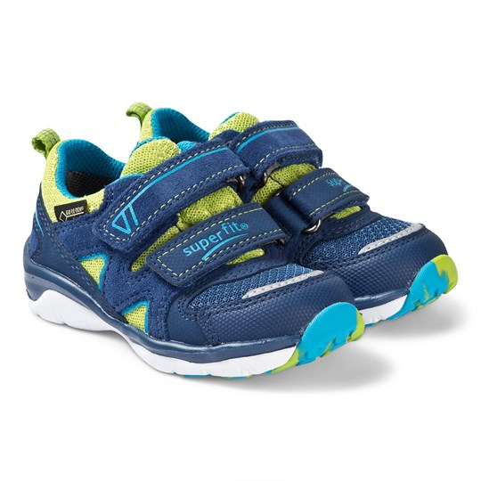 Superfit Sport5 Sneakers Blue and Green Blue/Green