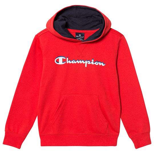 Champion Branded Hoodie Red FLS/NNY
