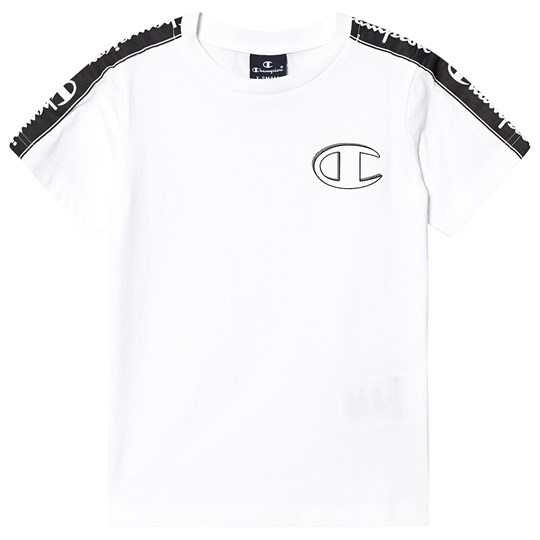 Champion Branded Tape Tee White WHT