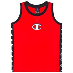 Champion Branded Top Red