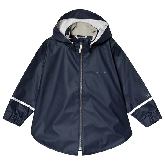 Didriksons Originals Edlyn Kids Cape 2 Navy Laivastonsininen