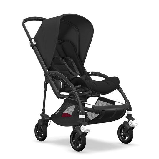 Bugaboo Bee5 Barnvagn Styled by You Svart Bee5 Styled by Bugaboo
