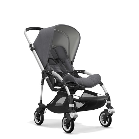 Bugaboo Bee5 Barnvagn Styled by You Grå Melange Grey Melange