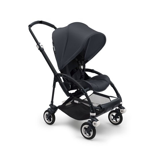 Bugaboo Bee5 Barnvagn Styled by You Steel Blue Steel Blue