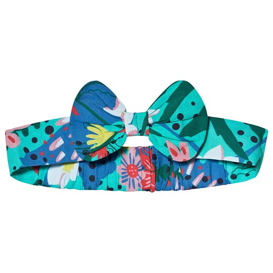 Frugi Hazel Headband Hothouse Floral Hothouse Floral