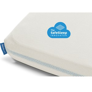 Bilde av Aerosleep 40x80 Baby Fitted Sheet White One Size