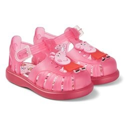 Igor Pink George Tobby Jelly Sandals