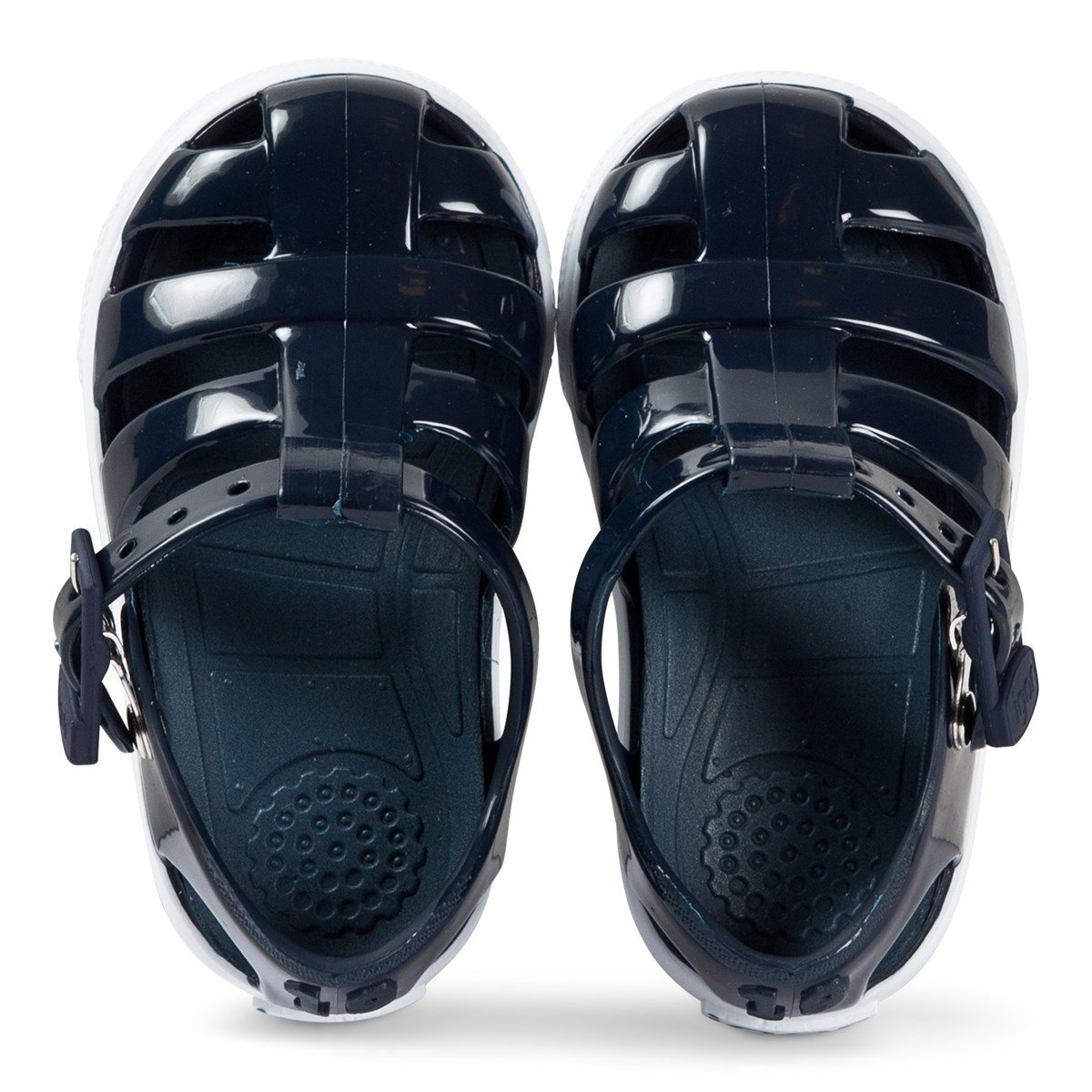 e69a2bd0 Igor - Navy Tennis Jelly Sandals - Babyshop.no