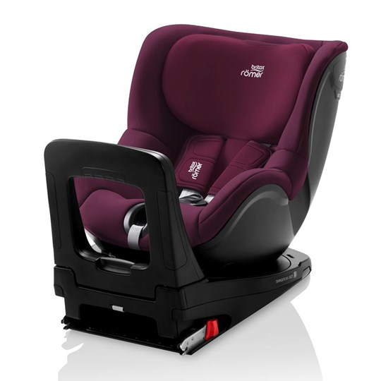 Britax Swingfix M i-Size Car Seat Burgundy Red Burgundy Red