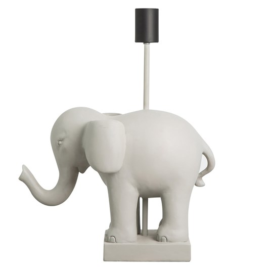 By On Elefant Bordlampe Black