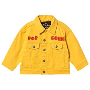 Mini Rodini Twill Jacket Yellow 80/86 cm