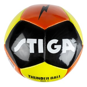 Image of STIGA Thunder Football 1 in Green/Orange One Size (1339662)