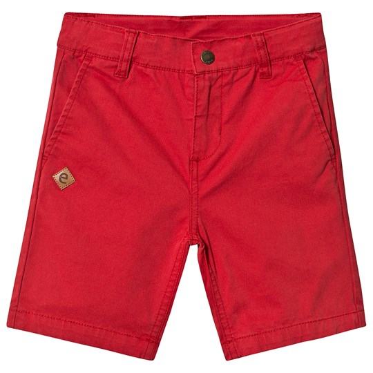 ebbe Kids Soda Chinos Shorts Red Red