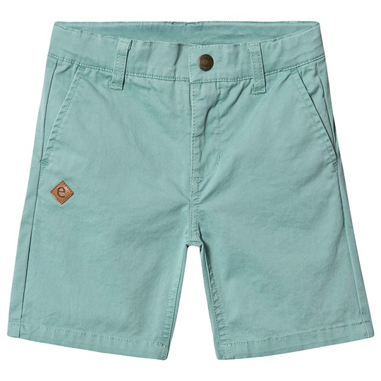 ebbe Kids Soda Chinos Shorts Dusty Turquoise Dusty Turquoise