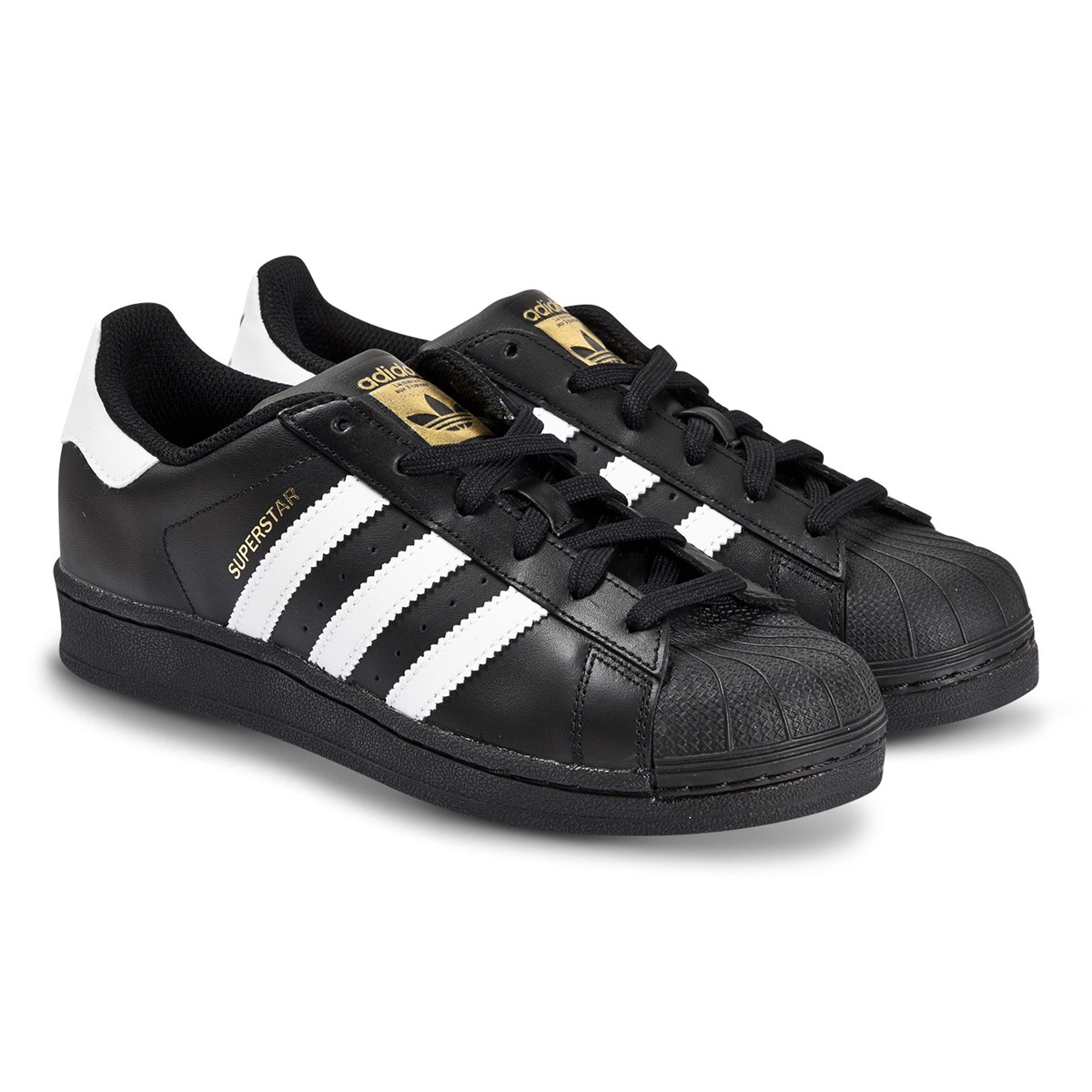 adidas Originals Superstar Foundation Laced Trainers Babyshop.no